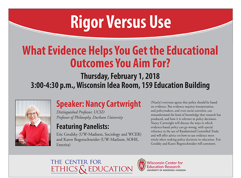 Rigor Versus Use: What Evidence Helps You Get the Educational Outcomes You Aim For?
