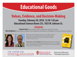 Event Poster for Educational Goods