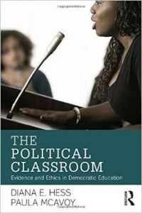 Book Cover for The Political Classroom