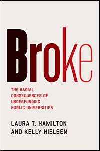 Broke book cover